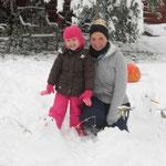 unsere zwei Schnemänner :)