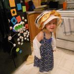 taryn und all ihre hüte :D