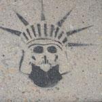 Die Freiheitsstatue oder so