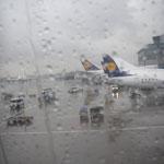 Abflug in Frankfurt...