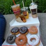 dunkin donuts :)