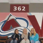 at the Avalanche Game