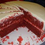 red velvet cake <3