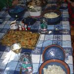 Unser Festmahl :)