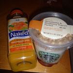 Katerfrühstück bei Starbucks :)