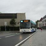 Le Citaro C2 n°85 est le premier Citaro a être engagé sur la ligne 5 du réseau KSMA, © O530C2