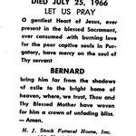 Braun Bernard H. - 1966