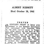 Schmitt, Albert - 1962