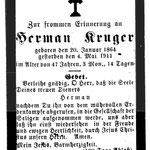 Kruger, Herman - 1911
