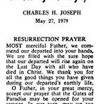 Joseph, Charles H. - 1979