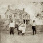 Hoeffner, Anton Philip (AP) Homestead - Ocean Ave., Rosedale, LI