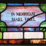 In Memoriam Daniel Vogel