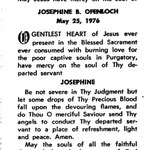 Ofenloch, Josephine B. - 1976