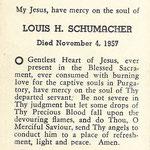 Schumacher, Herbert H. - 1957