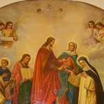 Painted by Sister Bonifacia Herman