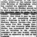 Daily Star - Gunther Family Reunion - July 9, 1924 pg 2