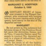 Hoeffner, Margaret C.