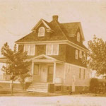 Bauer Homestead, Dutch Broadway, Elmont, LI