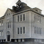 Elmont Union Free School, District 16, Elmont Rd, Elmont - 1908
