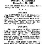 Zimmer, Joseph A. - 1940