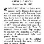 Carroll, Harry J. - 1963