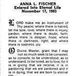 Fischer, Anna L. - 1983