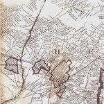 1896 Hyde Map -  Fosters Meadow