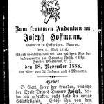 Hoffman, Joseph - 1888