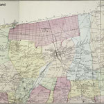 1873 Beers map - Queens County - Atlas of Long Island.
