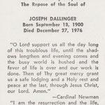 Dallinger, Joseph - 1976