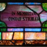In Memoriam Conrad Stiehler