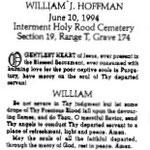 Hoffman, William J. - 1994