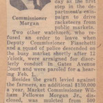 Source Unknown - Market-Racket Raid Costs 17 Their Licenses - 1934