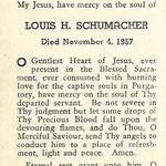 Schumacher, Louis H. - 1957
