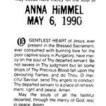 Himmel, Anna - 1990