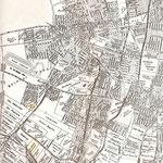 1927 Hyde Map - Elmont