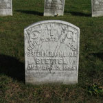 of Sister M. Raymunda - tombstone  (Mary Stattel)