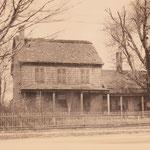 Ludlum, John Homestead, Hempstead Tnpk., Elmont, LI