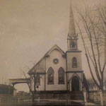 St. Paul's German Presbyterian Church, Elmont Rd., Elmont - Early 20th Century
