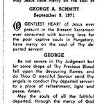 Schmitt, George A. - 1971