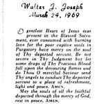 Joseph, Walter J. - 1969