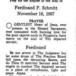 Schmitt, Ferdinand P. - 1957