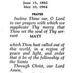 Schmitt, Matt E. - 1964