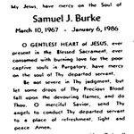 Burke, Samuel J. - 1986