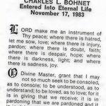 Bohnet, Charles L. - 1983