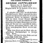 Kappelmeier, George - 1910