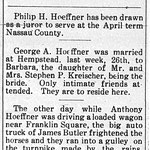 Hempstead Sentinel - Hoeffner News - April 3, 1913