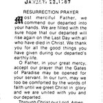 Joseph, Henry A. - 1987