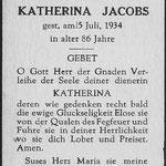 Jacobs, Katherina - 1934