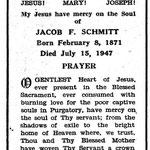 Schmitt, Jacob F. - 1947